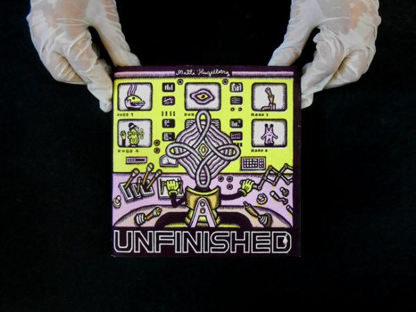 Unfinished Abandoned