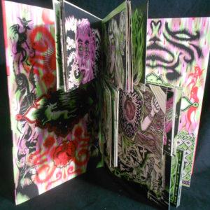 angel cassoulet livre serigraphie