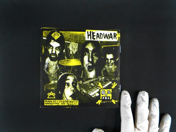 cd headwar