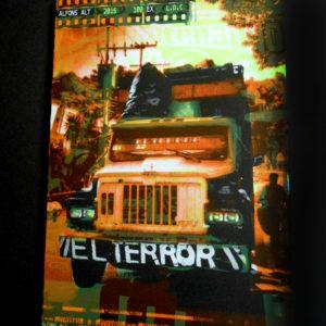 el terror cover