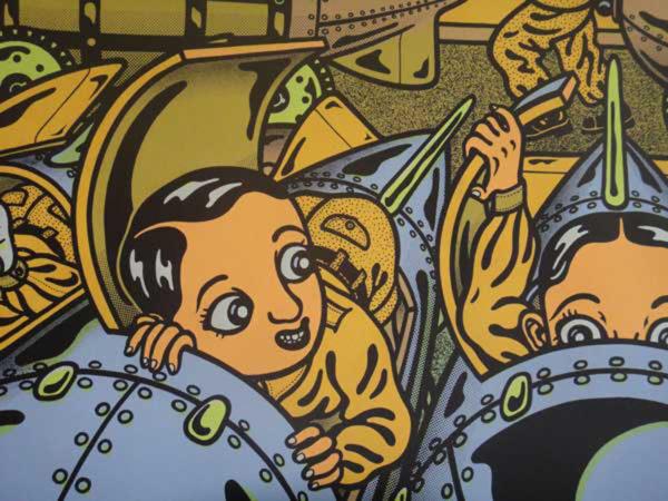 enfants kamikases ota keiti poster