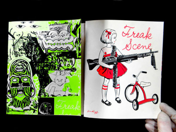 freak scene catalogue