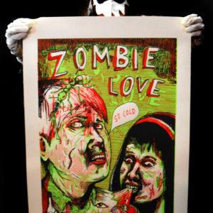 kerkeinen zombie love