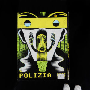 leo polizia