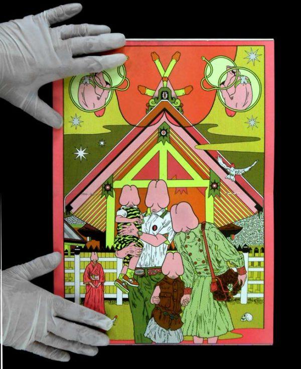 livre serigraphie jiro ishikawa