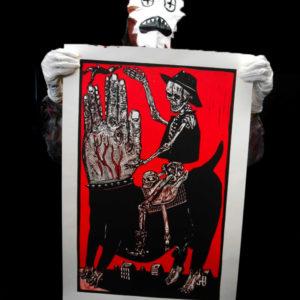 marc brunier mestas poster
