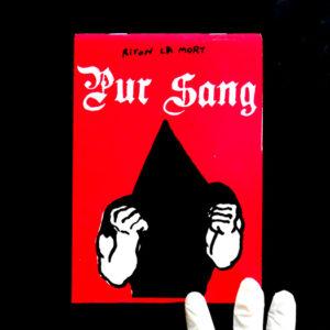 pur sang book riton la mort